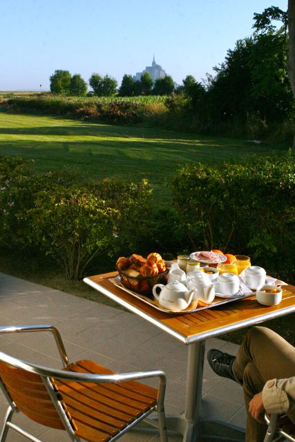 Petit déjeuner - Relais Saint-Michel