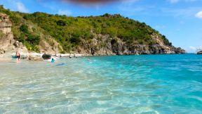 Anse de Grands Galets (Shell Beach)