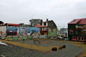 Street Art em Reykjavík