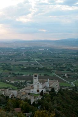 Basilica de San Francisco - Assisi