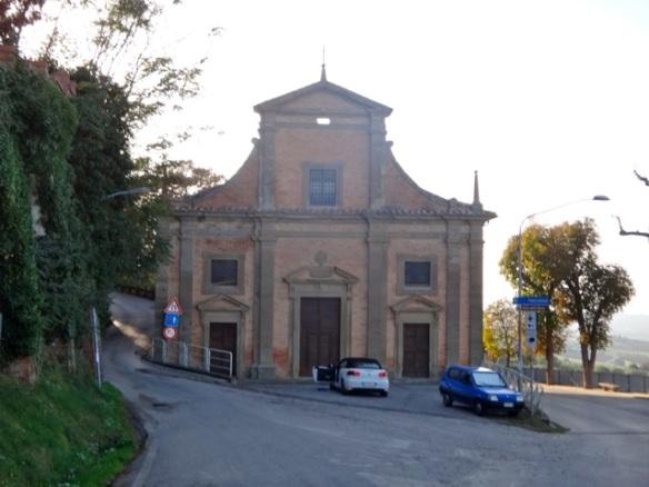 Chiesa della Madonna della Sbarra