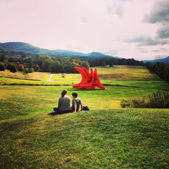 Alexander Calder - Storm King