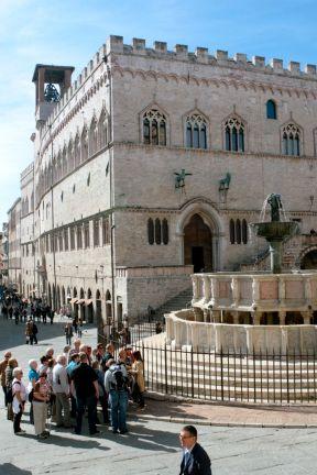 Palazzo dei Priori e Fontana Maggiore