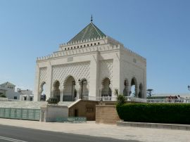 Mausoléu de Mohammed V