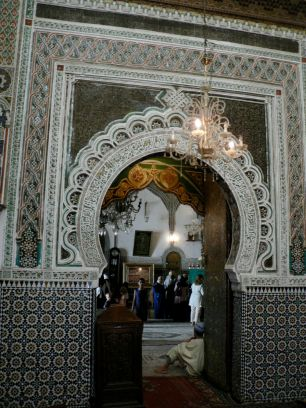 Zaouia of Moulay Idriss II