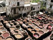 Tanneries de Fes (Curtume de Fes)