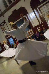 sema ceremony Sirkeci Garı