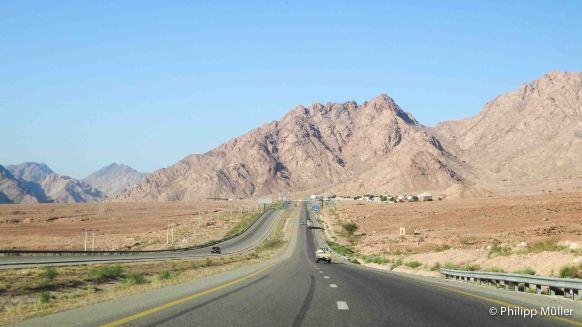 Estrada Jordânia