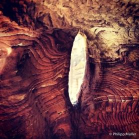 Petra - formações rochosas
