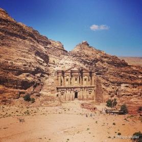 Petra - Monastério