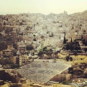 Teatro Romano, Amman