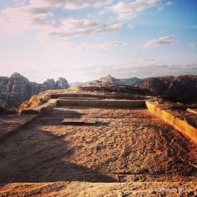 Petra - High Place of Sacrifice