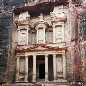 Petra - Adeus Al Khazneh
