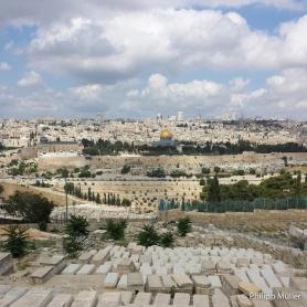 Jerusalém do Monte das Oliveiras