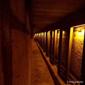Tunel do Muro das lamentações