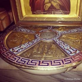 Santo Sepulcro - onde Jesus foi crucificado
