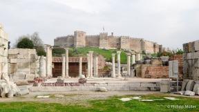 Basilica of St John and Ayasoluk Castle