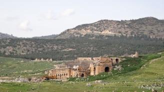 Hierapolis - Theatre