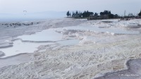 Calcium Carbonate Terraces - Pamukkale