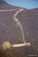 Grande Muralha em Mutianyu